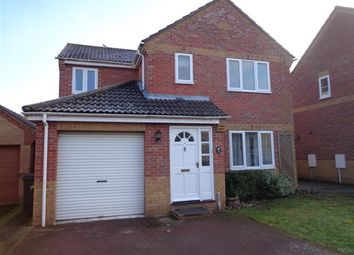 Thumbnail 4 bedroom detached house to rent in Charles Melrose Close, Mildenhall, Bury St. Edmunds