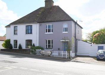 Thumbnail 3 bed semi-detached house for sale in High Street, Wingham, Canterbury
