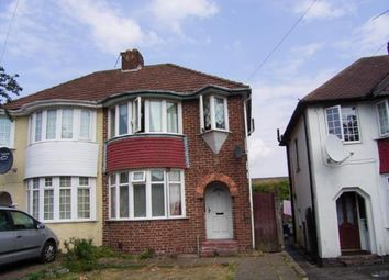 Thumbnail 3 bed semi-detached house for sale in Glenpark Road, Washwood Heath, Birmingham, West Midlands