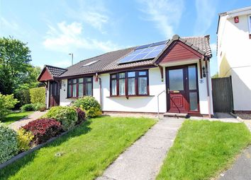 Thumbnail 2 bed semi-detached bungalow for sale in Lopes Drive, Roborough, Plymouth