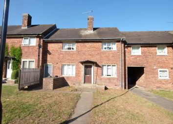 Thumbnail 3 bed town house for sale in Lupton Road, Lowedges, Sheffield