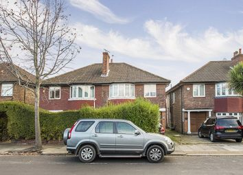 Thumbnail 3 bed semi-detached house for sale in St. Dunstans Avenue, London