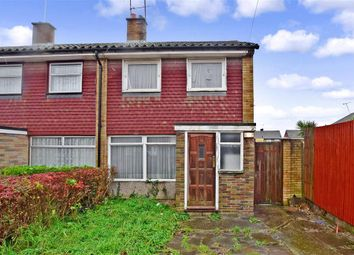 Thumbnail 3 bed end terrace house for sale in Stour Road, Crayford, Kent