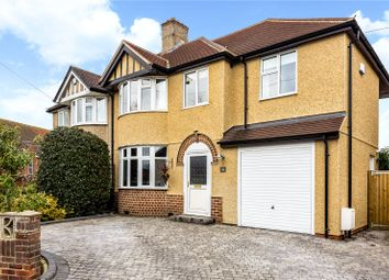 Thumbnail 4 bedroom semi-detached house for sale in York Road, Headington, Oxford, Oxfordshire