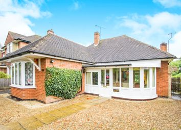 Thumbnail 2 bed detached bungalow for sale in Dalby Avenue, Bushby, Leicester