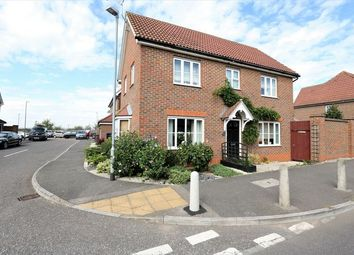 Thumbnail 3 bed detached house for sale in Love Lane, Aveley, South Ockendon