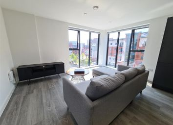 Thumbnail 1 bed flat for sale in Downtown, Woden Street, Salford