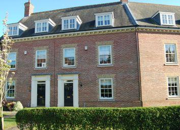 Thumbnail 4 bedroom terraced house for sale in Garrod Approach, Melton, Woodbridge