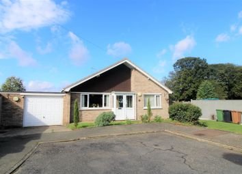 Thumbnail 3 bed bungalow for sale in Spinney Close, South Wootton, King's Lynn