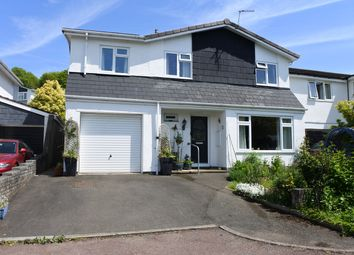 Thumbnail 4 bed detached house for sale in Mill Common, Undy, Caldicot