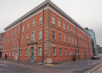 Thumbnail 1 bed flat for sale in 35 King Street, Leicester