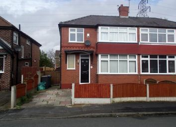 Thumbnail 3 bed semi-detached house for sale in Runnymede, Woolston, Warrington, Cheshire
