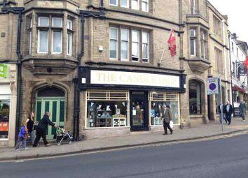 Thumbnail Retail premises to let in 44, Sheep Street, Skipton, Craven