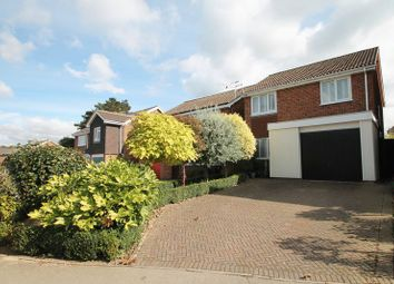 Thumbnail 3 bed detached house for sale in Knights Ridge, Pembury, Tunbridge Wells