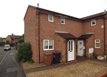 Thumbnail 2 bedroom semi-detached house to rent in Hamsterly Park, Northampton