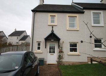 Thumbnail 3 bed semi-detached house to rent in Townend Place, Symington, Kilmarnock
