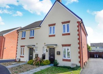 Thumbnail 3 bed semi-detached house for sale in Chimney Crescent, Irthlingborough