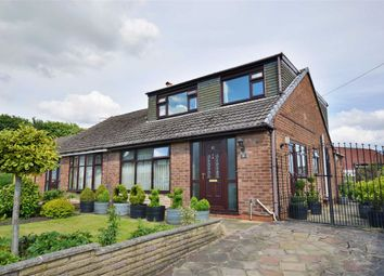 Thumbnail 4 bedroom semi-detached bungalow for sale in Hendon Street, Leigh