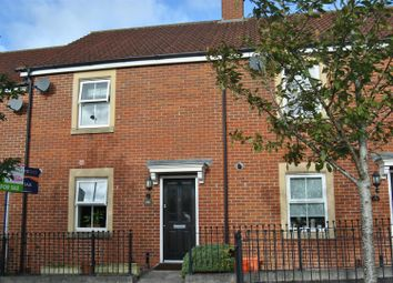 Thumbnail 3 bed terraced house for sale in Eastbury Way, Redhouse, Swindon