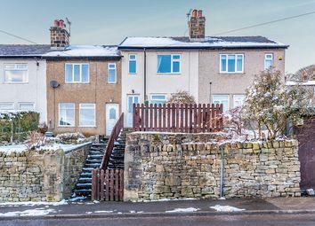 Thumbnail 2 bed terraced house for sale in Sunnymount, Braithwaite, Keighley