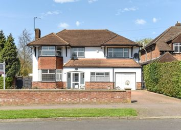 Thumbnail 5 bed detached house to rent in Bishops Avenue, Northwood