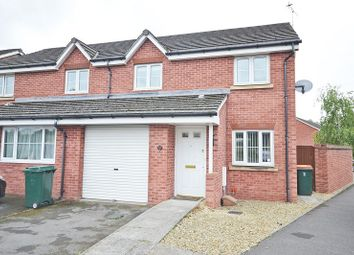 Thumbnail 3 bed semi-detached house to rent in Argosy Way, Newport