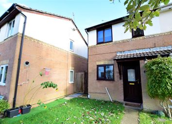 Thumbnail 2 bed semi-detached house for sale in Pencoedtre Lane, Barry
