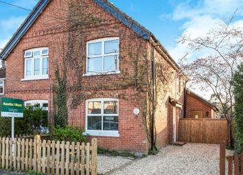 Thumbnail 3 bed semi-detached house for sale in Holly Road, Ashurst, Southampton