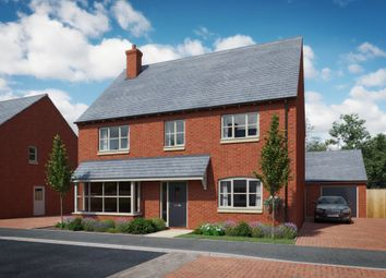 Thumbnail 5 bed detached house for sale in The Stables, South Kilworth Road, North Kilworth