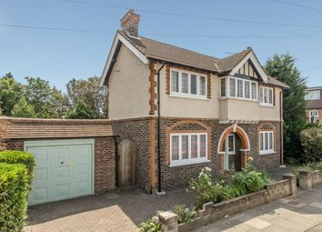 Thumbnail 3 bed detached house for sale in Onslow Road, New Malden