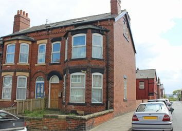 Thumbnail 5 bedroom end terrace house for sale in Grange Avenue, Leeds, West Yorkshire