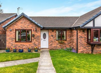 Thumbnail 2 bed bungalow for sale in Alexandra Close, Stockport