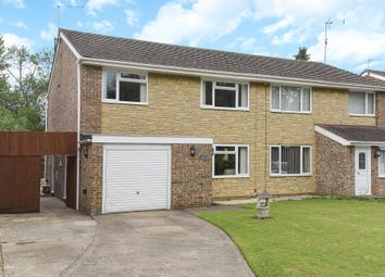 Thumbnail 4 bedroom semi-detached house for sale in Whitecross, Wootton