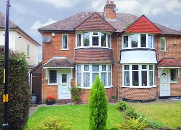 Thumbnail 2 bed semi-detached house for sale in Lickey Road, Rednal