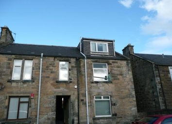 Thumbnail 2 bed flat for sale in Ramsay Road, Kirkcaldy