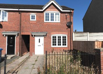 Thumbnail 3 bed town house for sale in Overton Close, Kirkby, Liverpool