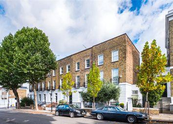 Richmond Avenue, London N1. 4 bed end terrace house