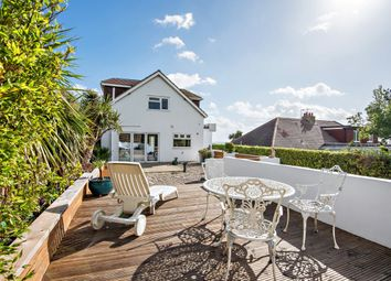 Thumbnail 3 bed detached house for sale in Beacon Hill, Ovingdean, Brighton