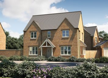 "Thumbnail 4 bed detached house for sale in ""The Arlington"" at Bretch Hill, Banbury"