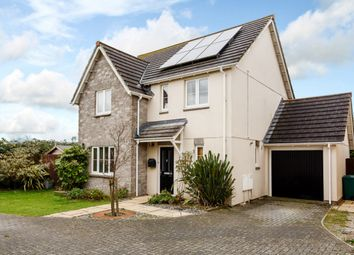 Thumbnail 4 bed detached house for sale in Bosnoweth, Helston, Cornwall