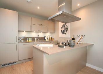 Thumbnail 1 bed flat for sale in New Rotherhithe Road, London