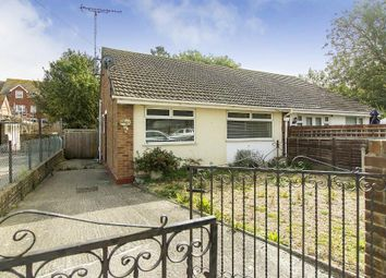 Thumbnail 2 bed semi-detached bungalow for sale in Victoria Avenue, Westgate-On-Sea
