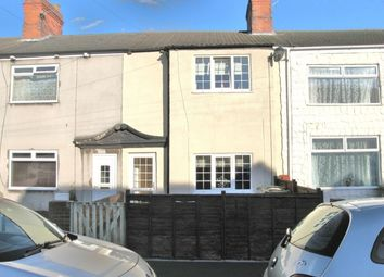 Thumbnail 3 bed terraced house to rent in Ainslie Street, Grimsby