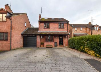 Thumbnail 4 bed detached house for sale in Foscote Rise, Banbury