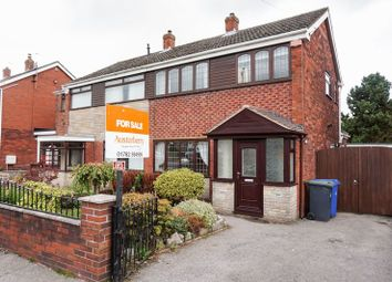 Thumbnail 3 bed semi-detached house for sale in Westonfields Drive, Westonfields, Stoke-On-Trent
