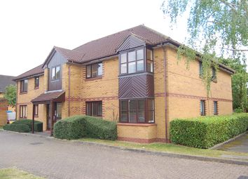 Thumbnail 1 bed flat to rent in Holland Close, Romford