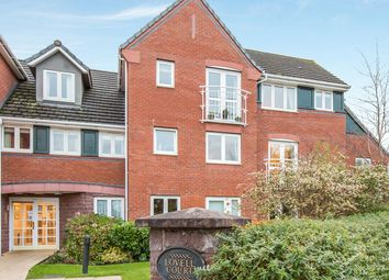 Thumbnail 1 bed flat for sale in Parkway, Holmes Chapel, Crewe