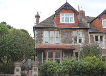 Thumbnail 1 bed flat for sale in Bayswater Avenue, Westbury Park, Bristol