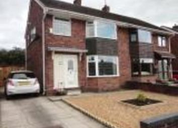 Thumbnail 3 bed semi-detached house to rent in Cedar Avenue, Blythe Bridge, Stoke-On-Trent