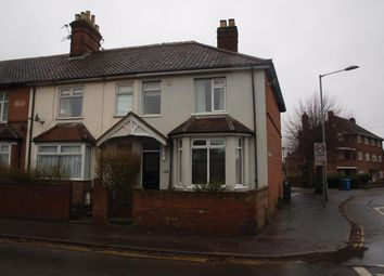 Thumbnail 3 bed semi-detached house to rent in Hall Road, Norwich